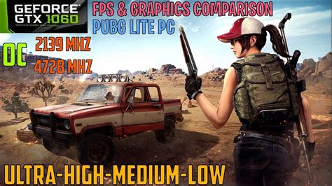 Pubg Lite Gameplay 1060 Fps Ultra Quality Player Unknown