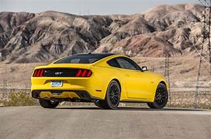 Stunning Yellow 2016 Ford Mustang GT 9 | Muscle Cars Zone!