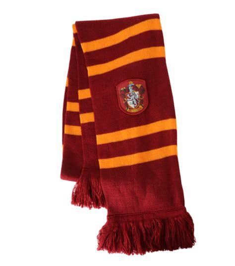 gryffindor scarf  crest harry potter shop