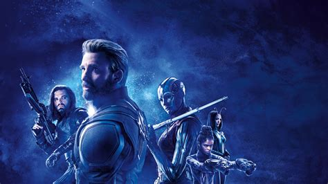 avengers endgame captain america team  wallpapers hd