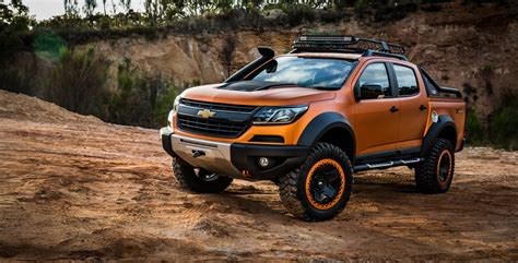Chevrolet Diesel Truck by 2017 Chevrolet Colorado Truck Review Redesign Diesel Price
