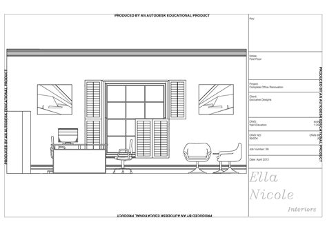 technical drawing national design academy nda
