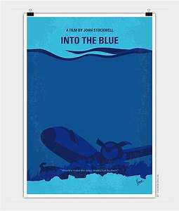No912 My Into the Blue minimal movie poster - CHUNGKONG