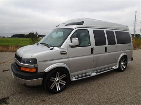 Chevrolet Conversion For Sale by Chevrolet Express Sherrod Conversion For Sale By Carco