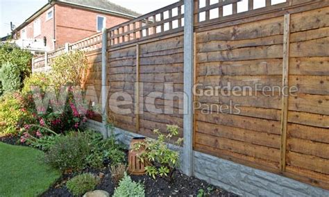 Waney Fencing Panels
