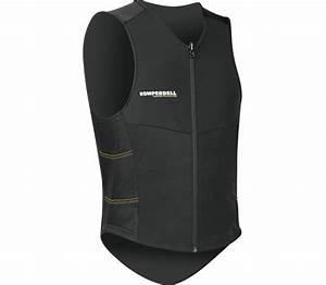 Komperdell Cross SuperEco Men39s Protector Vest Black