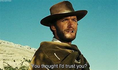 Clint Eastwood Gifs Ugly Bad Disgust Avatar