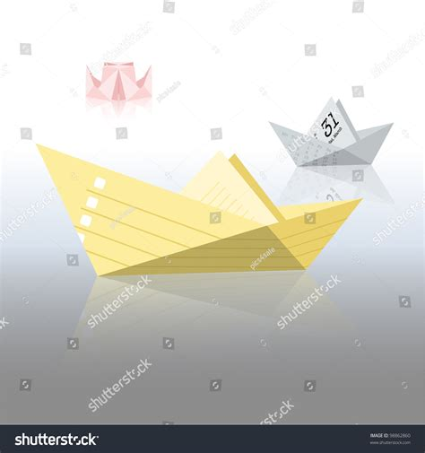 How To Make A Different Type Of Paper Boat by Different Types Of Paper Boats Made Of Different Paper