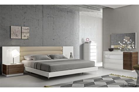 Bedroom Sets Lisbon White Queen Size Bedroom Set
