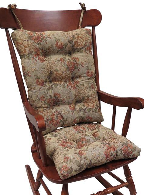the gripper non slip somerset tapestry jumbo rocking chair
