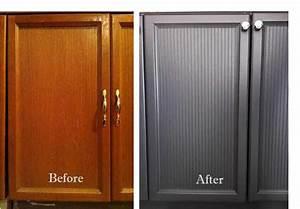 28+ [ Refinishing Old Wood Kitchen Cabinets ] Refinish