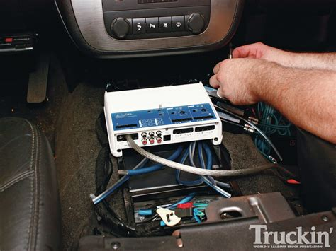 Boat Stereo No Power by 2008 Chevy Tahoe Performance Audio Marine Photo 7