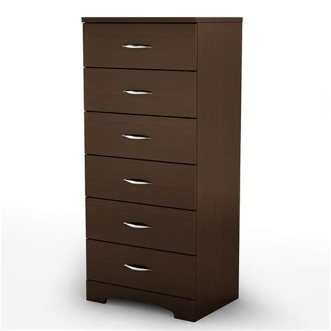 south shore soho 6 drawer dresser south shore soho 6 drawer chest walmart ca