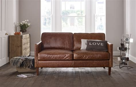 small leather settee 2 5 seater columbus small leather sofa leather sofas