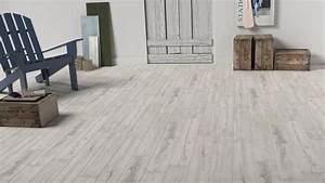 lame vinyle a coller imitation bois vieilli blanc artline With revetement sol imitation parquet