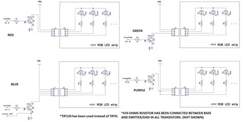 Transistors What The Problem With Led Panel