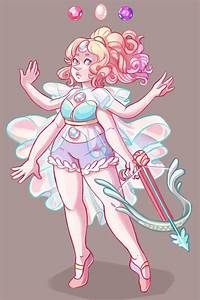 Rose/Pearl/ Amethyst fusion | Steven Universe | Pinterest ...