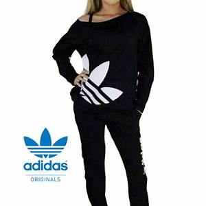 Adidas Neon Women Sports Suit Track Suit Sleeping Suit Set
