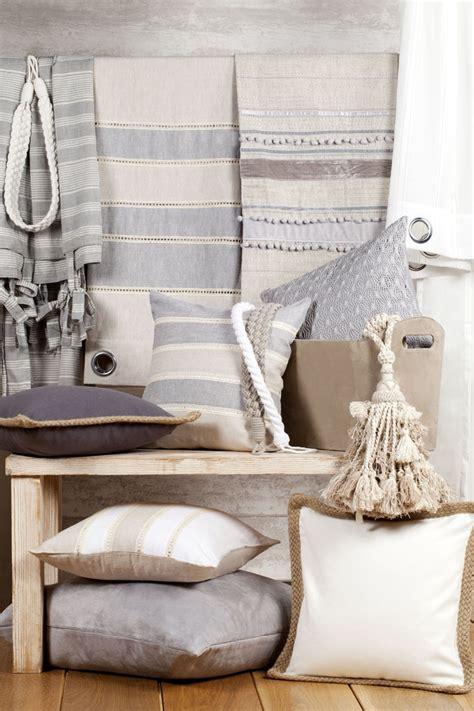 deco bord de mer pour chambre tissu et couleur pour salon déco bord de mer déco bord