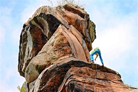 These Are The Top Rock Climbing Destinations World