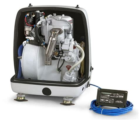 Diesel Boat Generator by Dealerships Products Darthaven Marina