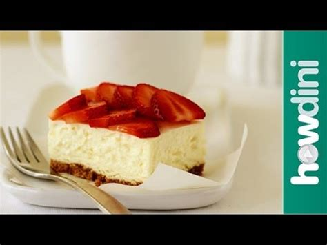 easy cheese cake easy cheesecake recipe how to make cheesecake youtube