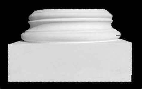 silikonformen für gips sockel bk2a f 252 r s 228 ule 200mm durchmesser gips stuck s 228 ulen aus stuckgips halbelement halbschale