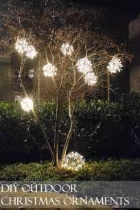 diy outdoor ornaments miss information