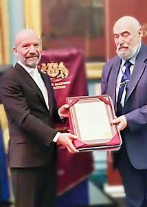 Founding Rector of Near East University Dr. Suat İ. Günsel ...