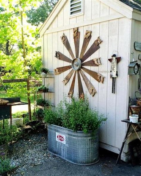 Garden Hoses On Sale by Cool Ways To Repurpose Old Garden Tools