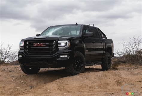 Gmc Trucks by 2016 Gmc All Terrain X To Go On Sale This