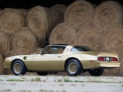 Trans Pontiac 1978 Firebird Classic Edition Muscle