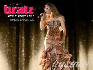 Image Bratz The Movie Yasmin Singing Wallpaper