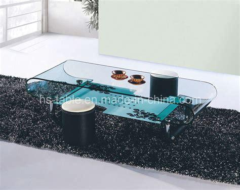 glass living room furniture china bent glass table glass coffee table living room