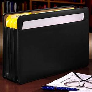 leather rope accordion file legal leather file file With legal documents organizer