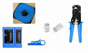 Cat5e Wiring Tools