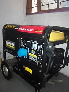 Jual Genset 8000 Watt Krisbow Di Lapak Amir Abdurachman