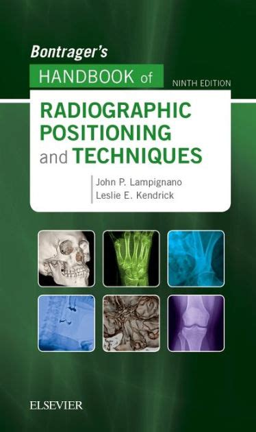 bontragers handbook  radiographic positioning