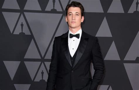 Miles alexander teller is an american actor and musician. Miles Teller: There is no such thing as a inexperienced ...