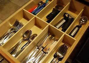 Kitchen, Drawer, Organizers