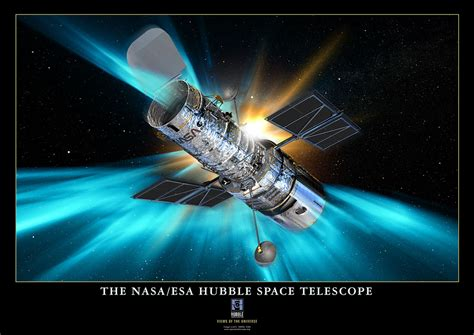Hubble Space Telescope Posters - Pics about space