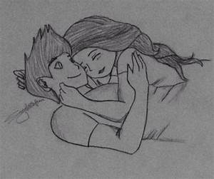 Gallery: Simple Drawing Of Couple, - DRAWING ART GALLERY