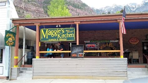 Maggie's Kitchen, Ouray  Restaurant Reviews, Phone Number