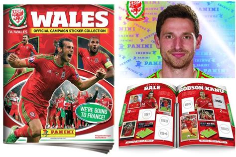 Got Need Panini Launches Wales Official Euro