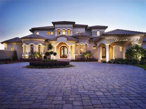 mediterranean style homes mediterranean style home designs architecturein