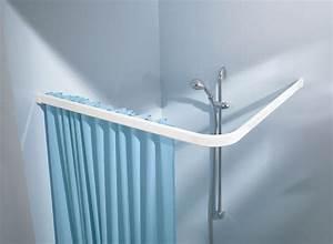 Halterung Für Duschvorhang : kleine wolke deckenhalterung f r duschvorhangschiene cs ~ Markanthonyermac.com Haus und Dekorationen