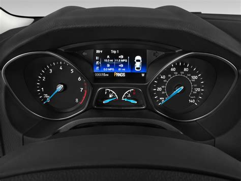 how does cars work 2004 ford escort instrument cluster image 2017 ford focus se hatch instrument cluster size 1024 x 768 type gif posted on