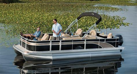 Fishing Pontoon Boats by Sx22 Fishing Pontoon Boats By Bennington