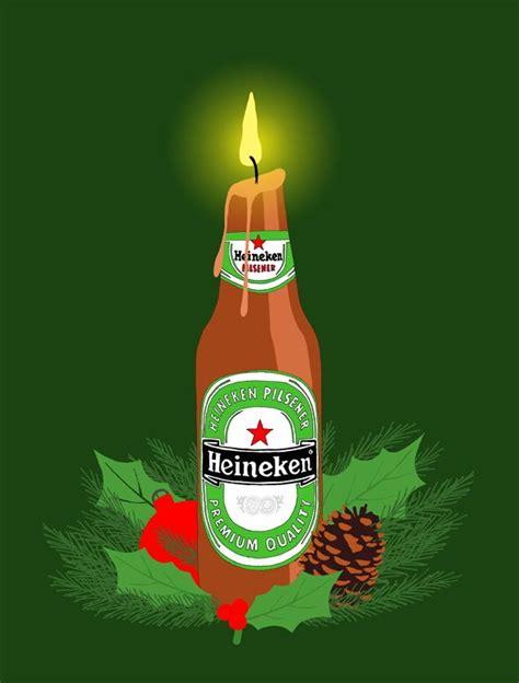 heineken christmas bottle heineken ads heineken heineken