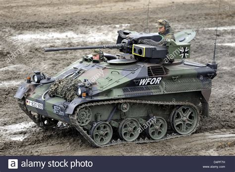 bundeswehr panzer kaufen a bundeswehr wiesel infantry tanks seen during the advertisement stock photo 54584645 alamy